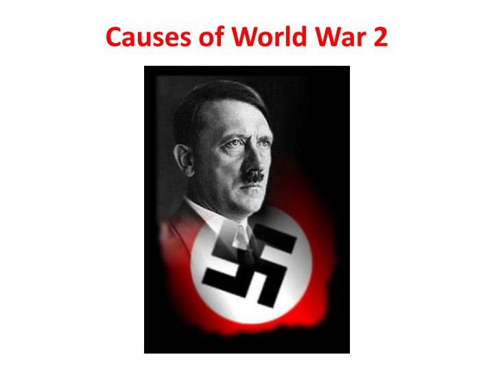 Causes of world war 22