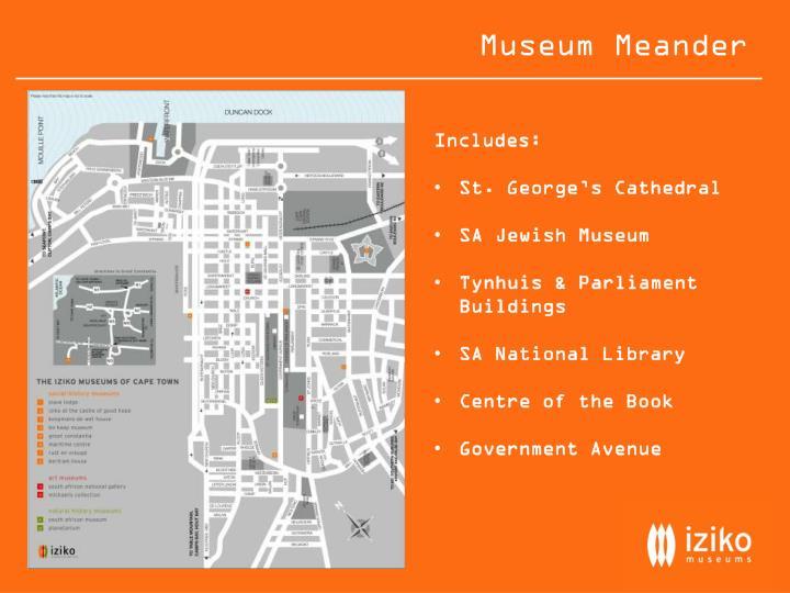 Museum Meander
