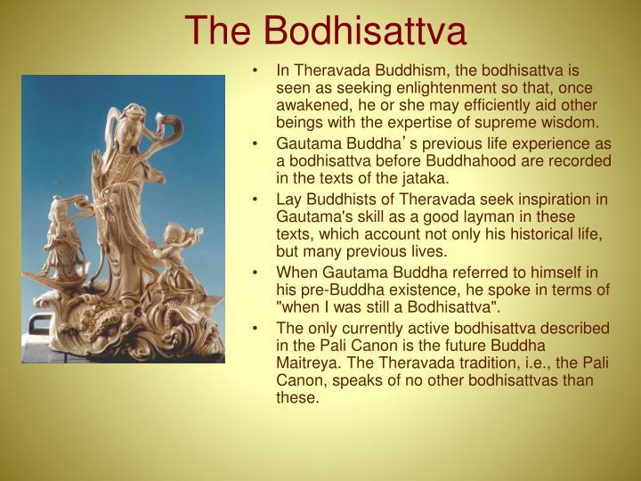 The Bodhisattva