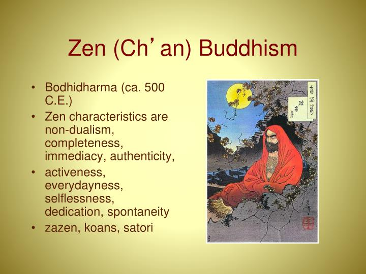 Zen (Ch