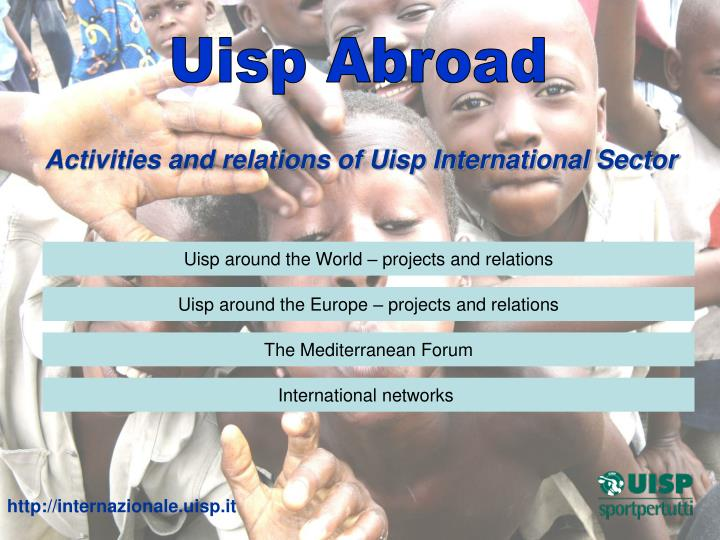 Uisp Abroad
