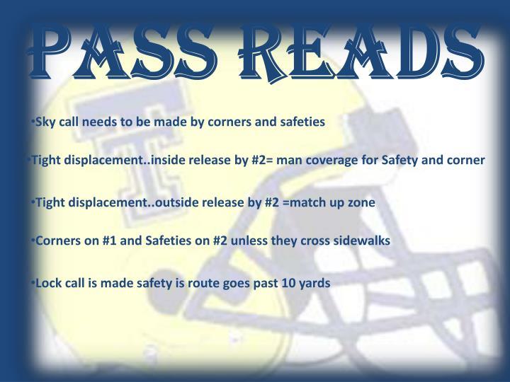 Pass Reads