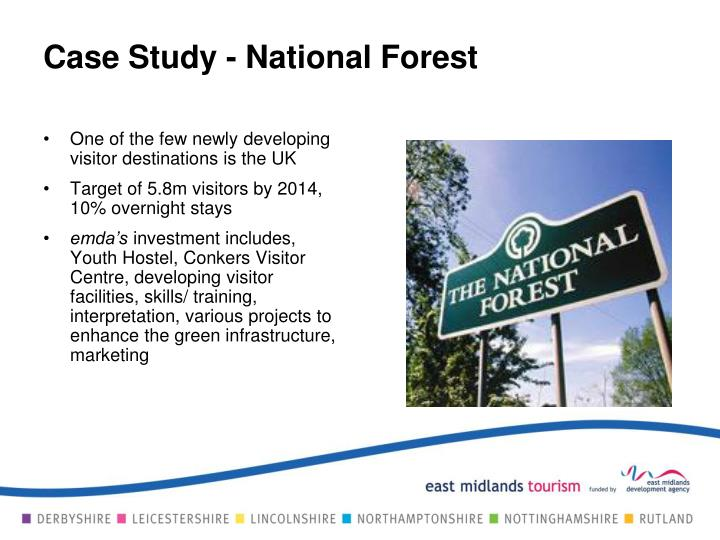Case Study - National Forest