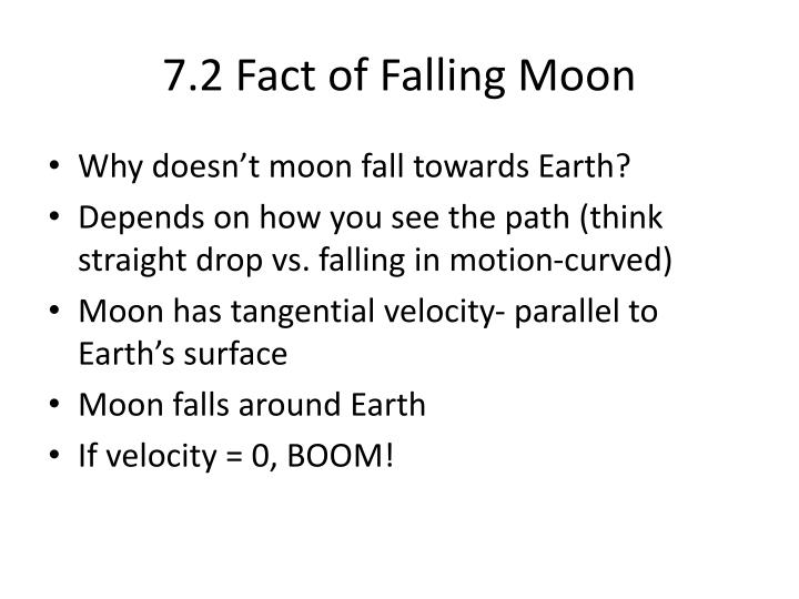 7 2 fact of falling moon