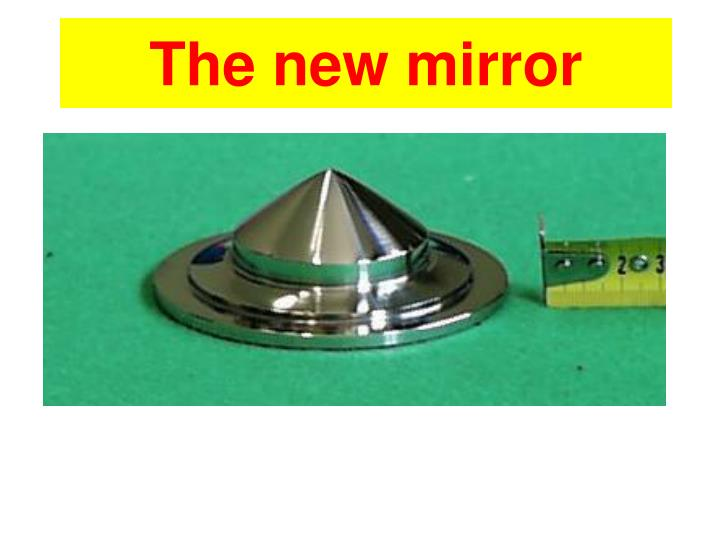 The new mirror