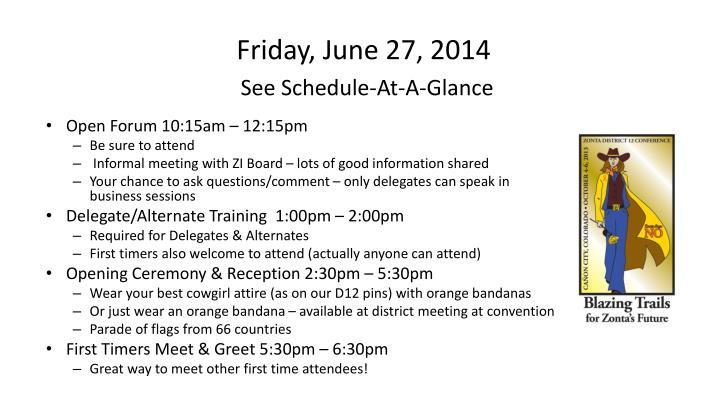 Friday, June 27, 2014
