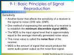 9 1 basic principles of signal reproduction6