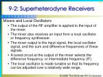 9 2 superheterodyne receivers3