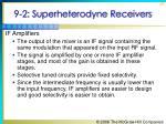 9 2 superheterodyne receivers4