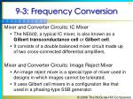 9 3 frequency conversion8