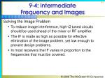 9 4 intermediate frequency and images4