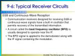 9 6 typical receiver circuits11