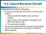 9 6 typical receiver circuits14