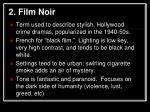 2 film noir