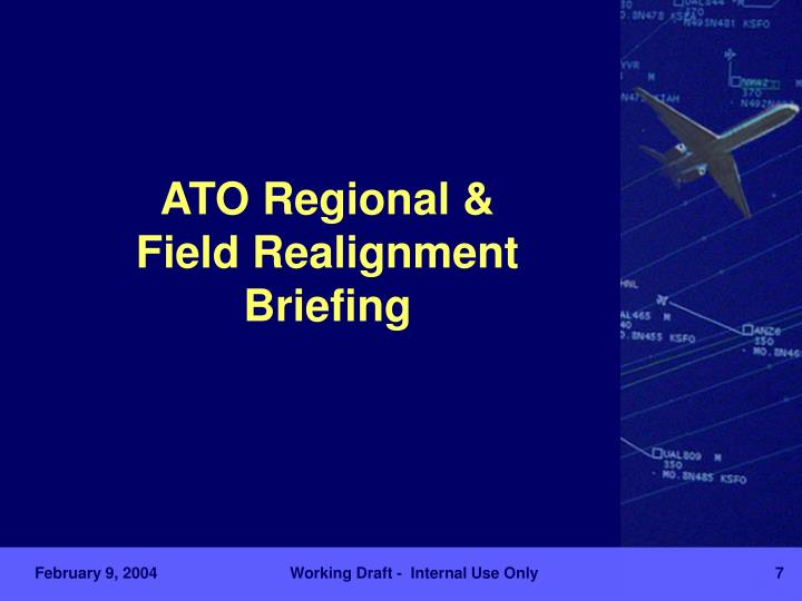 ATO Regional &