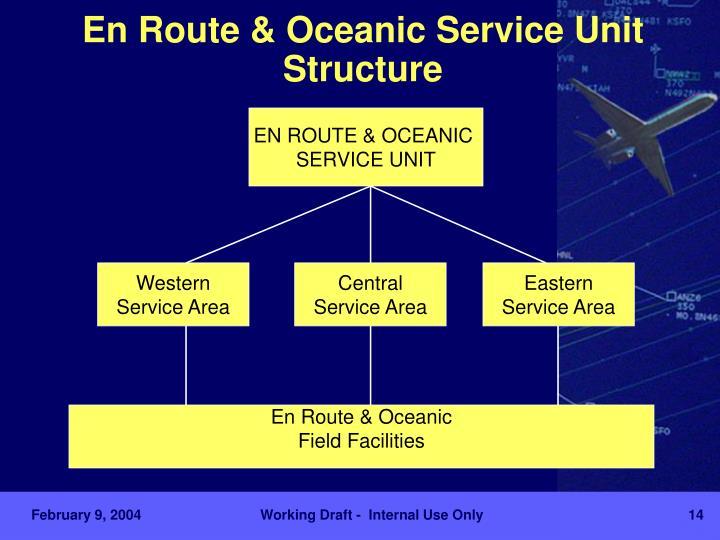 EN ROUTE & OCEANIC
