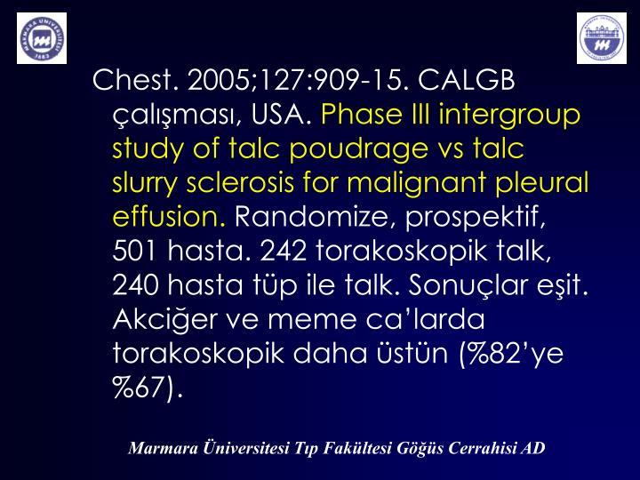 Chest. 2005;127:909-15.