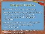 refrigerant handling2