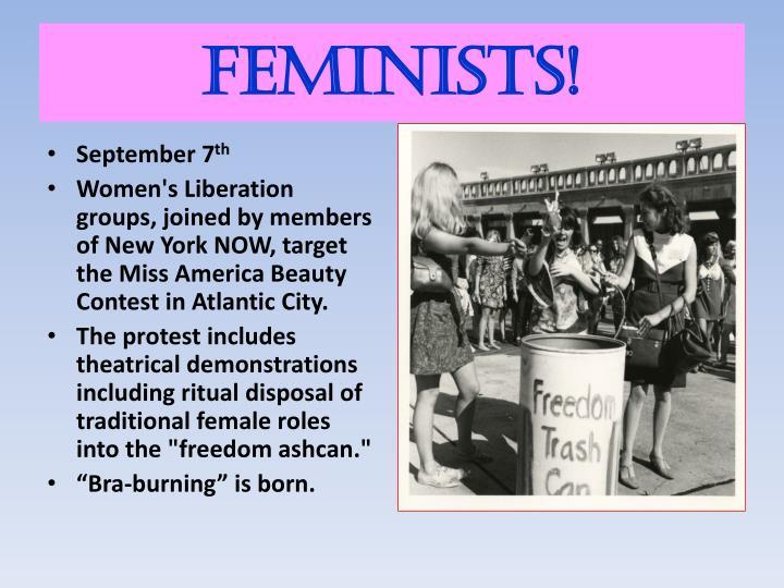 Feminists!