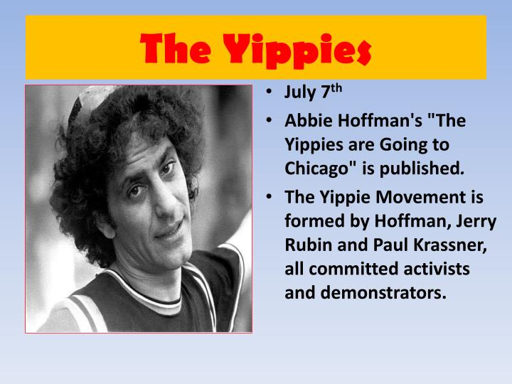 The Yippies