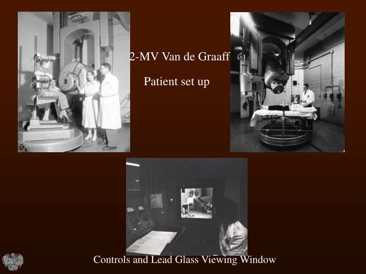2-MV Van de Graaff