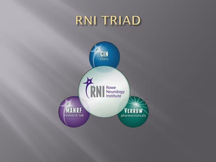 RNI TRIAD