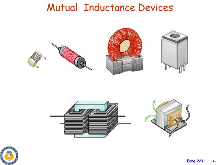 Mutual  Inductance Devices