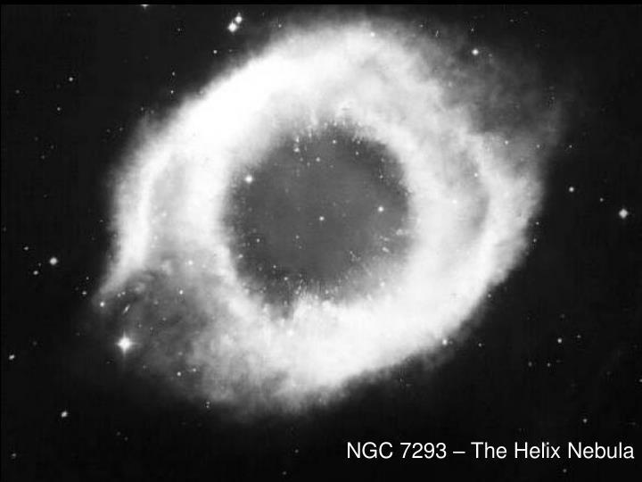 NGC 7293 – The Helix Nebula