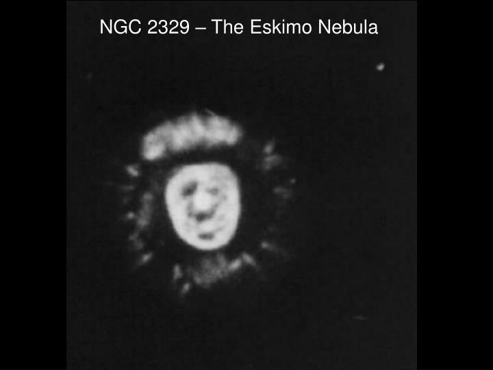 NGC 2329 – The Eskimo Nebula