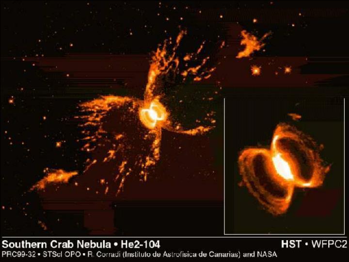 M1 – The Crab Nebula