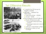 tet offensive results