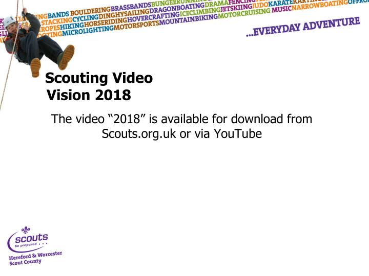Scouting Video