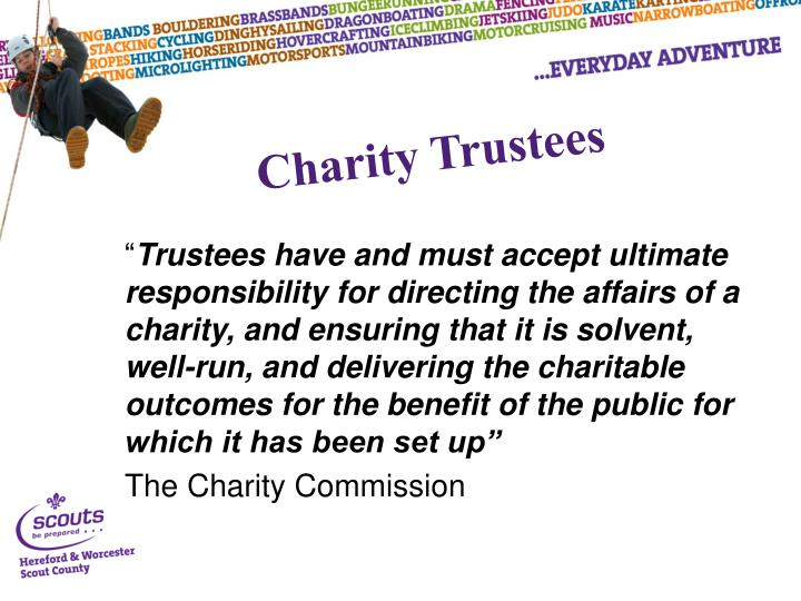 Charity Trustees