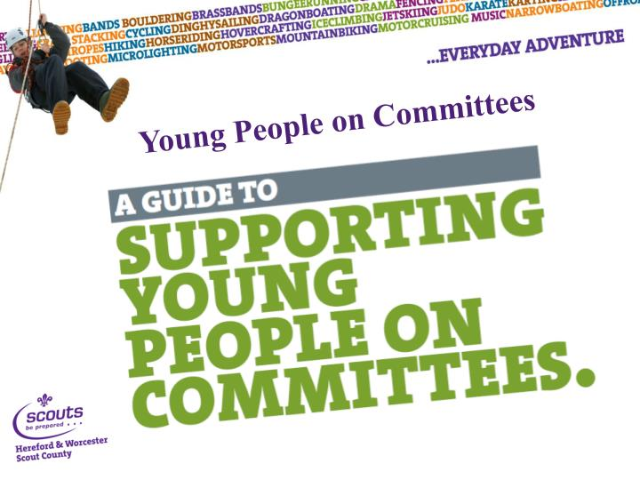 Young People on Committees