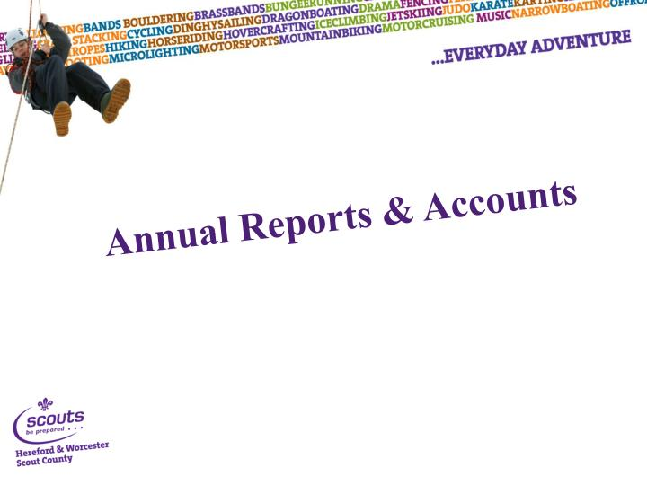 Annual Reports & Accounts