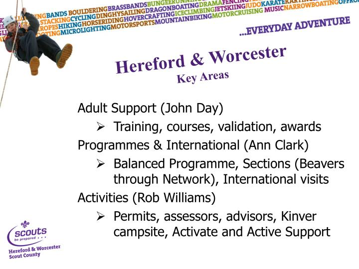Hereford & Worcester