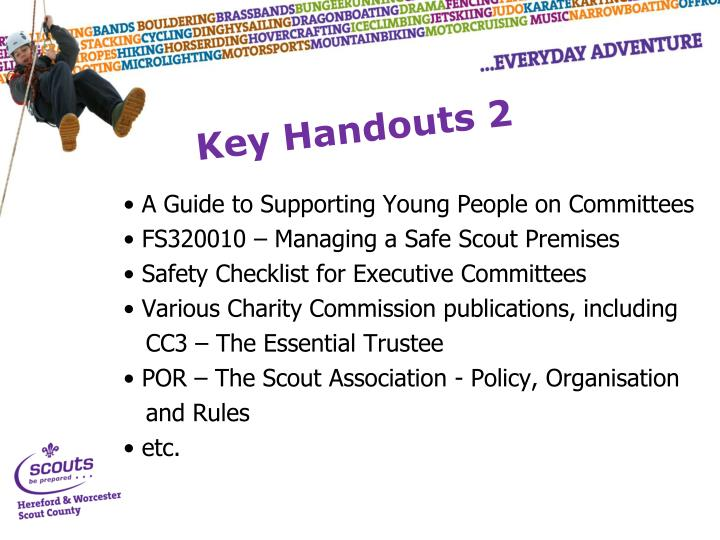 A Guide to Supporting Young People on Committees