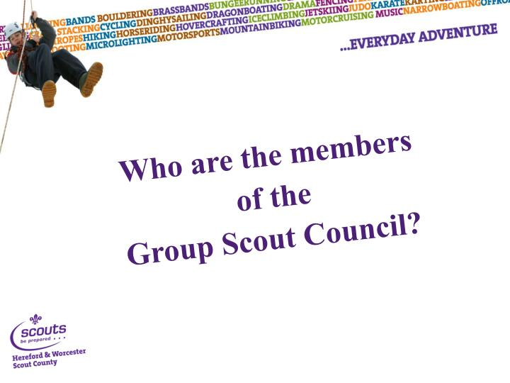 Who are the members