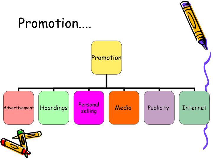 Promotion....