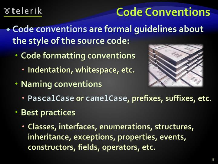 Code Conventions