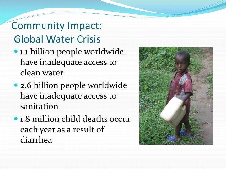 Community Impact: