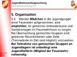 jugendbetreuerbesprechung dienstanweisung fj6