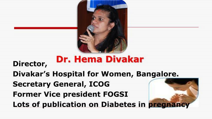 Dr. Hema Divakar