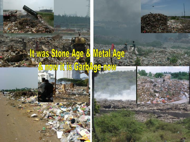 It was Stone Age & Metal Age