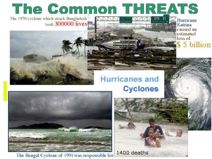 The Common THREATS