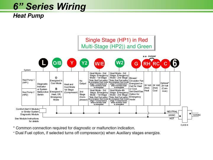 """6"""" Series Wiring"""