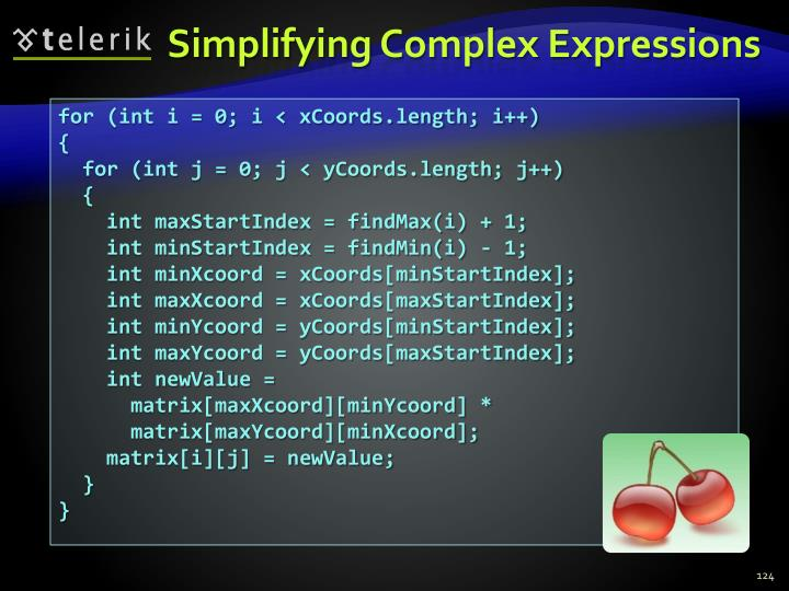 Simplifying Complex Expressions