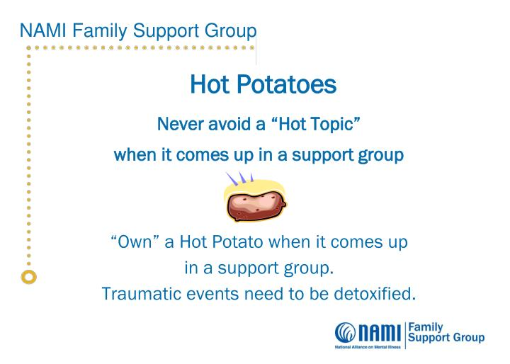 Hot Potatoes