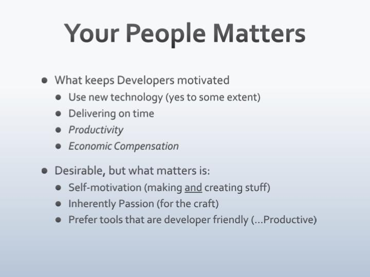 Your People Matters