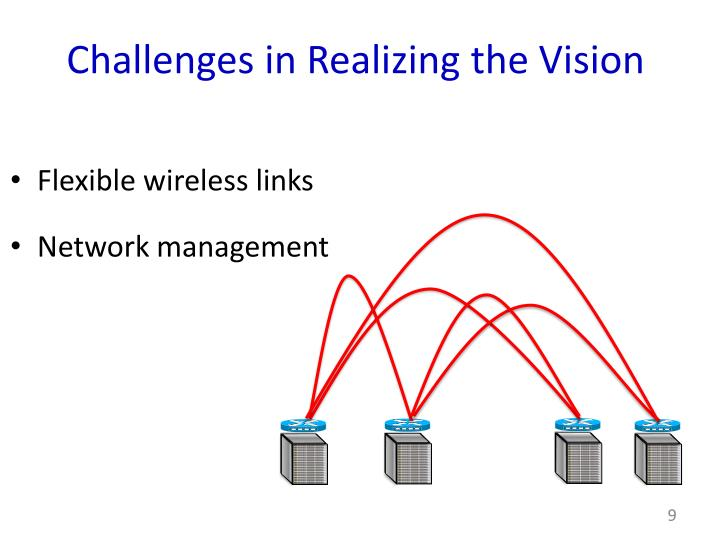 Challenges in Realizing the Vision
